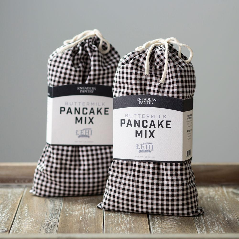 Buttermilk Pancake Mix - Box of 2