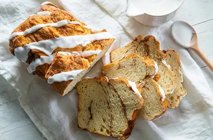 Chunky Cinnamon Loaf *free shipping