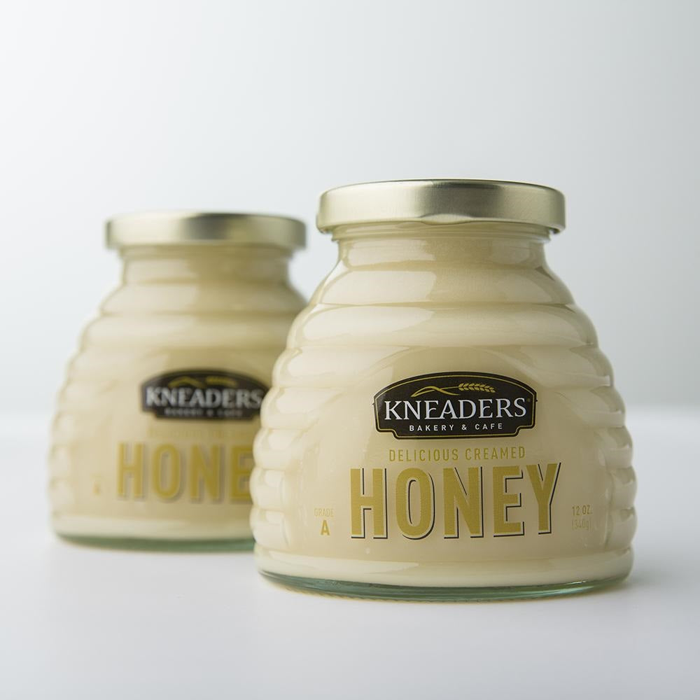 Creamed Kneaders Honey - Box of 2