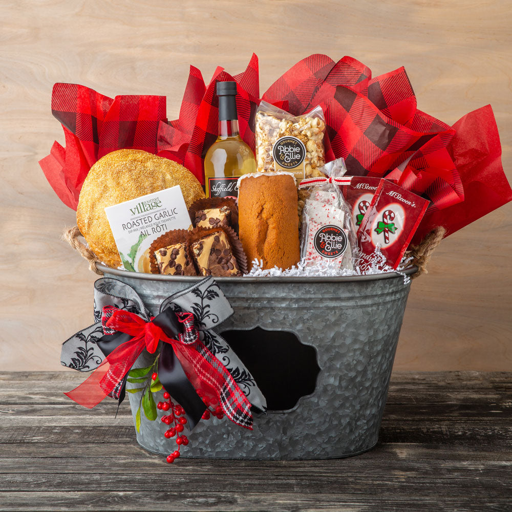 Warm Winter Wishes Gift Basket