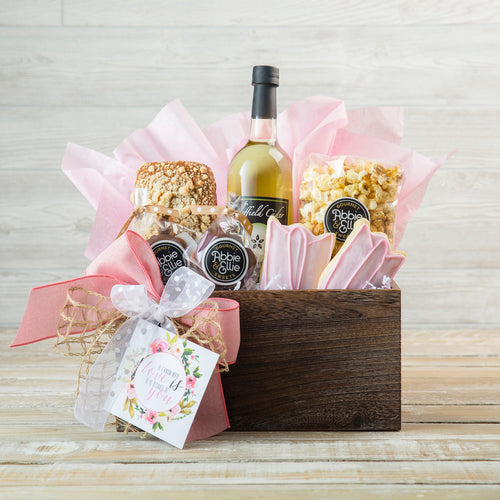 Love Is You Gift Basket