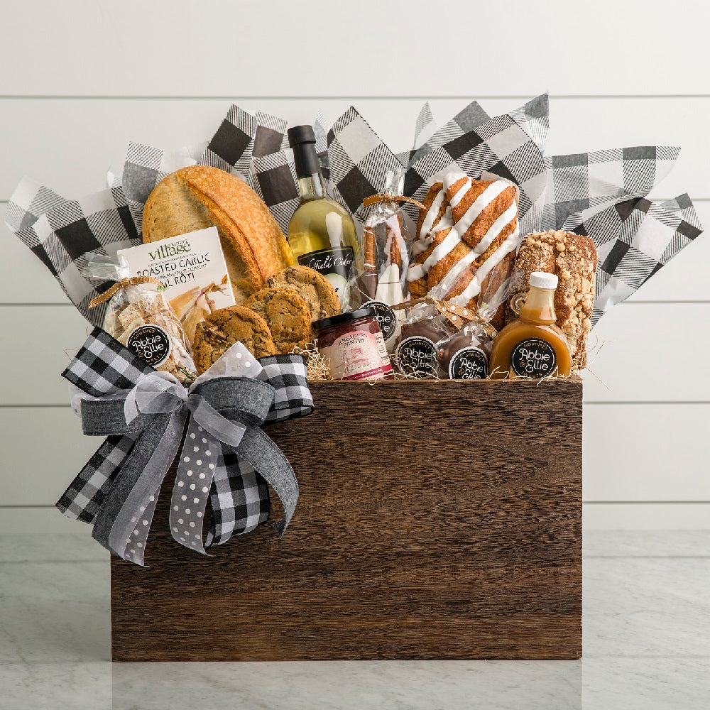 Custom Large Gift Basket