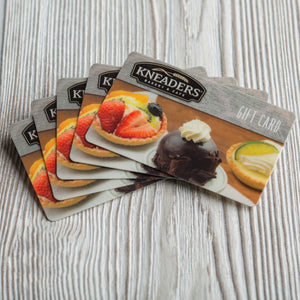 Kneaders Gift Card $25