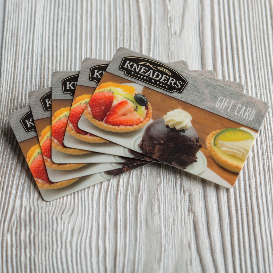 Kneaders $20 Gift Card