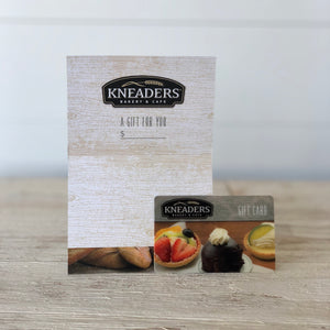 Kneaders Gift Card