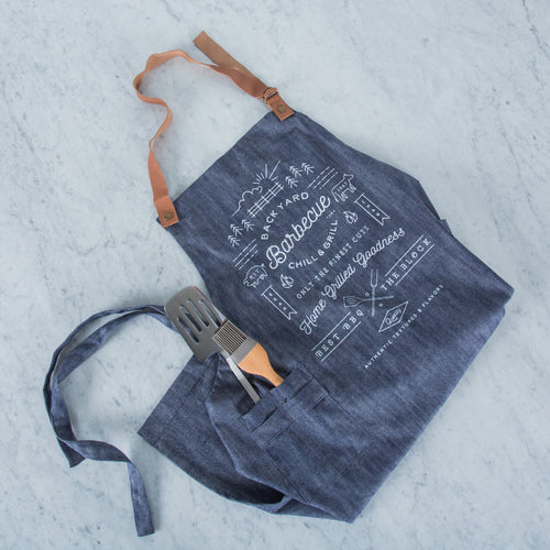 Backyard BBQ Apron