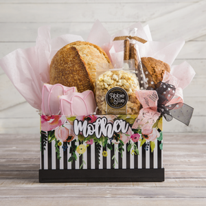 To Mom with Love Gift Basket