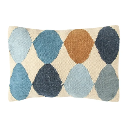 Wool Blend Patterned Pillow *free shipping