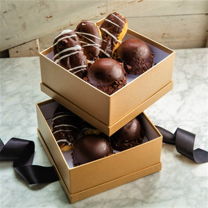 Kneaders Chocolate Eclairs & Domes Gift Box