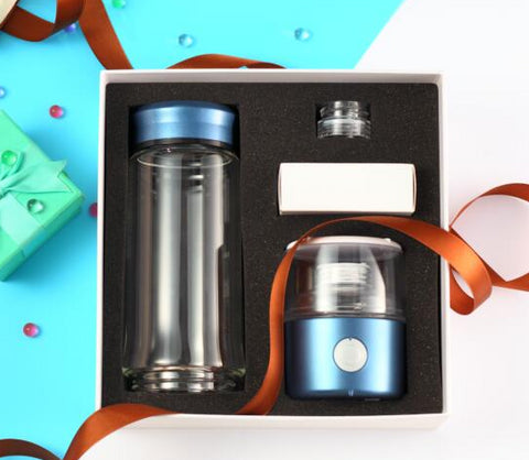 HYDROGEN WATER BOTTLE WITH BREATHING FUNCTION