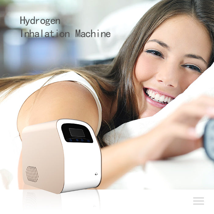 HYDROGEN WATER MACHINE FOR BREATHING AND DRINKING - LIFETECH PERU