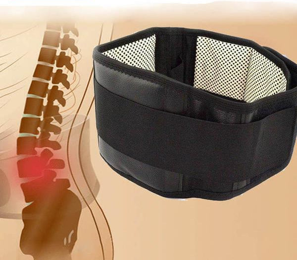 Waist Tourmaline Self Heating Back Support - Far Infrared,Braces & Supports,Life Tech ,LifeTech Peru