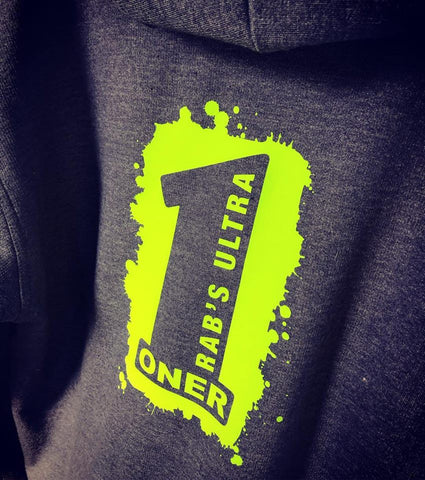 The Oner - Rab's Ultra Crew or Athlete Hoody