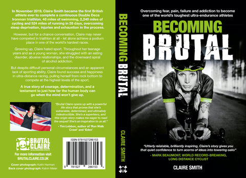Becoming Brutal Book