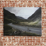 Brutal Bike Canvas 80x60cm