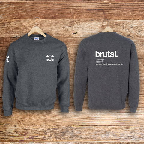 Brutal Definition Sweater