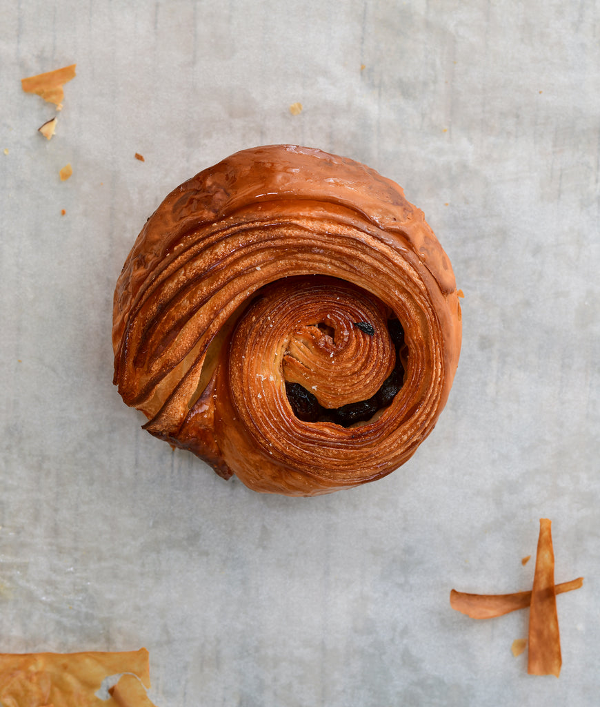 Cinnamon Raisins Roll