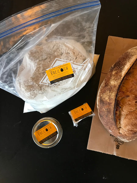 Bread and Sourdough kit (recipe included)