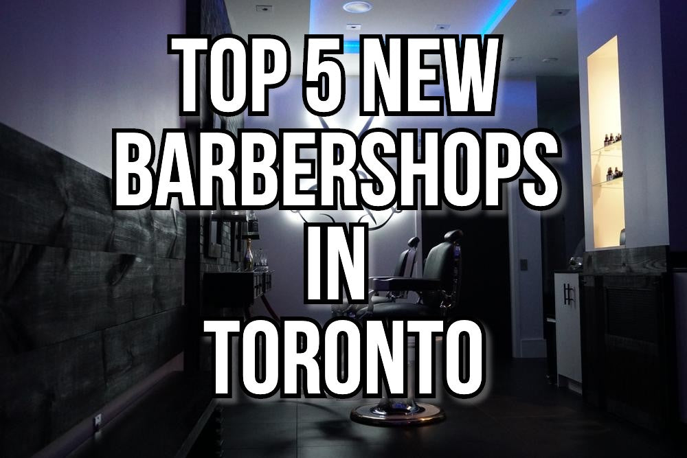 Fade Room barbershop, top 5 barbershops in Toronto BlogTO