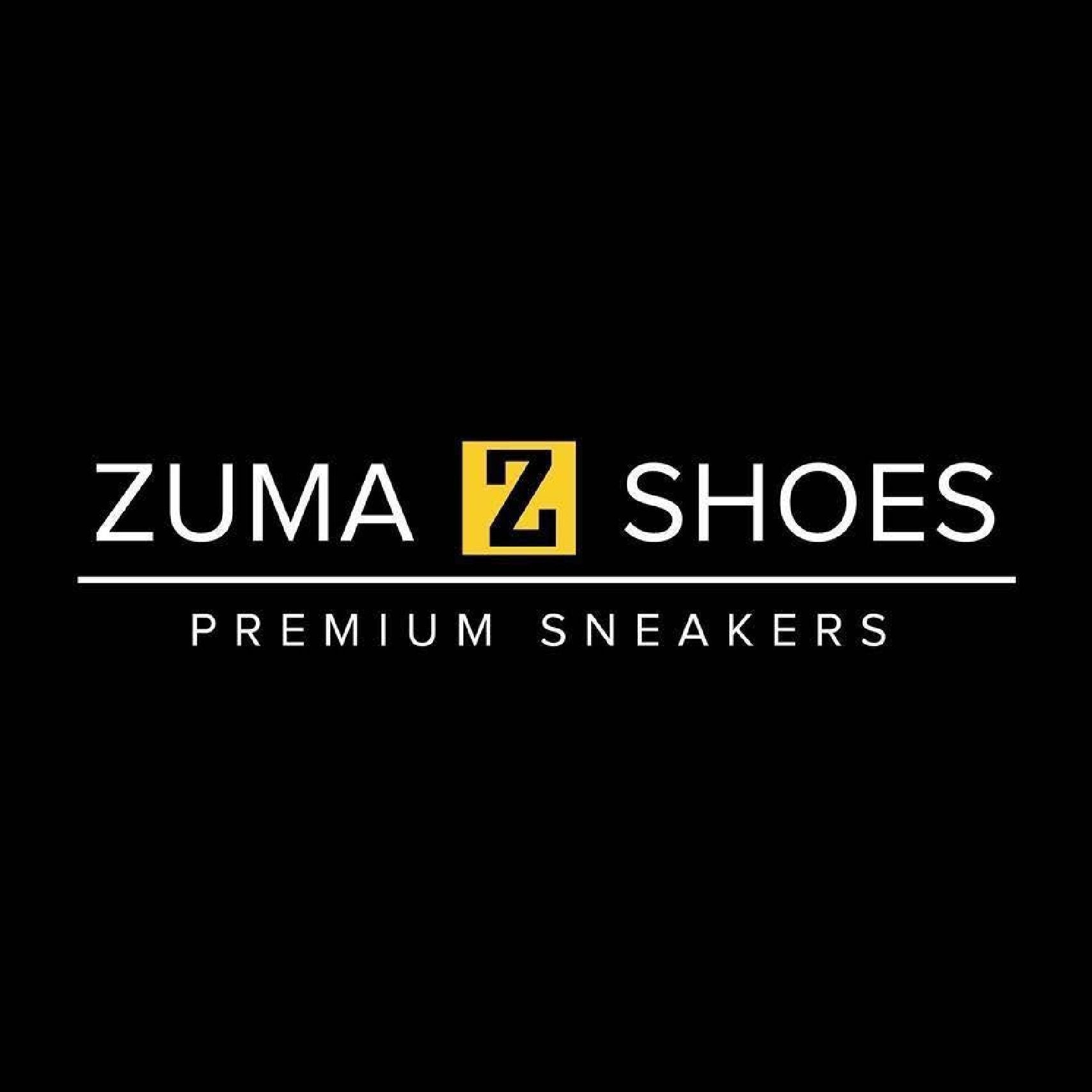 Zuma shoes, premium sneakers partnership with Fade Room