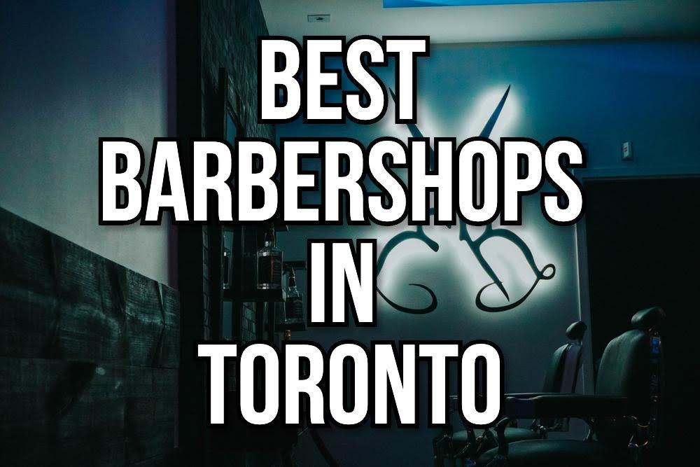 FADE ROOM TORONTO listed as Top 10 barbershops in Toronto, Canada