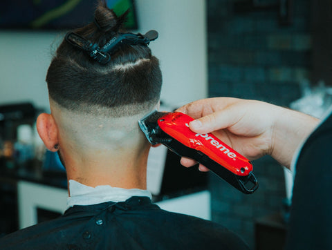 Andis Supreme Clippers at Fade Room Toronto