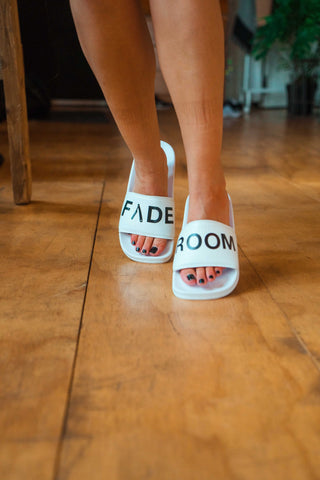 Fade Room slides - Purchase your slides online at Fade Room's shop page