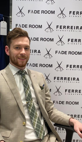 Fade Room Toronto - popup shop with Indochino Toronto
