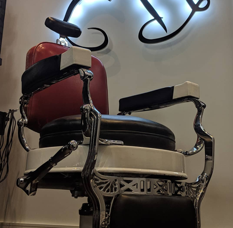 Koken barber chair restorations, email your inquires we can fix it. Fade Room Toronto