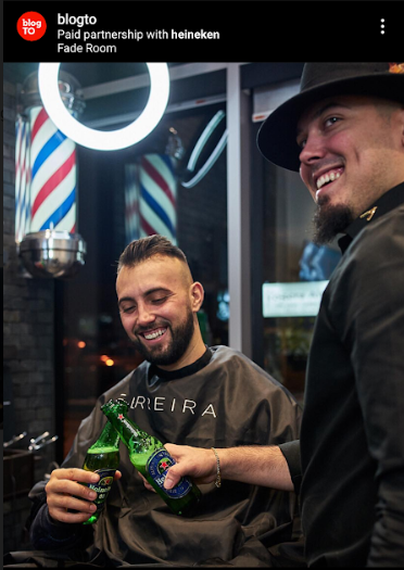 BlogTO barbershop Fade Room