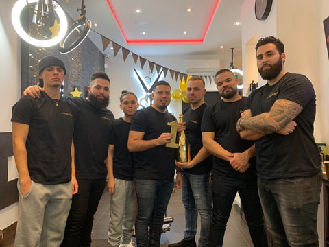 Fade Room Barbershop makes 1 year in business, one year anniversary