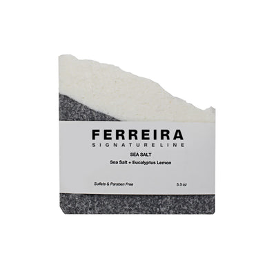 Ferreira Signature Line | Soap | Sea Salt