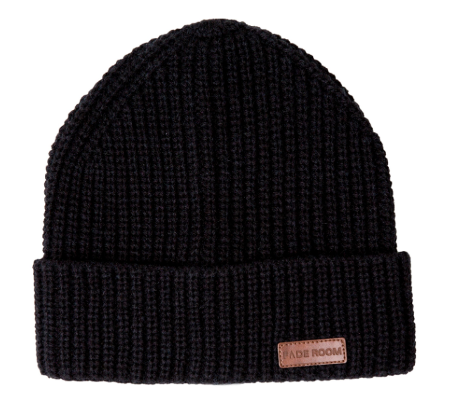 Fade Room | Toque | Black
