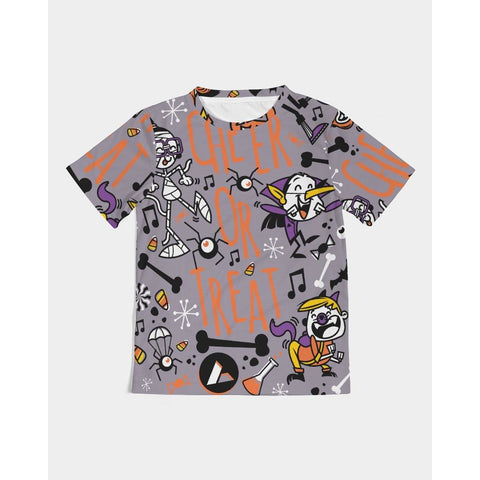 Cheer or Treat Kids Tee