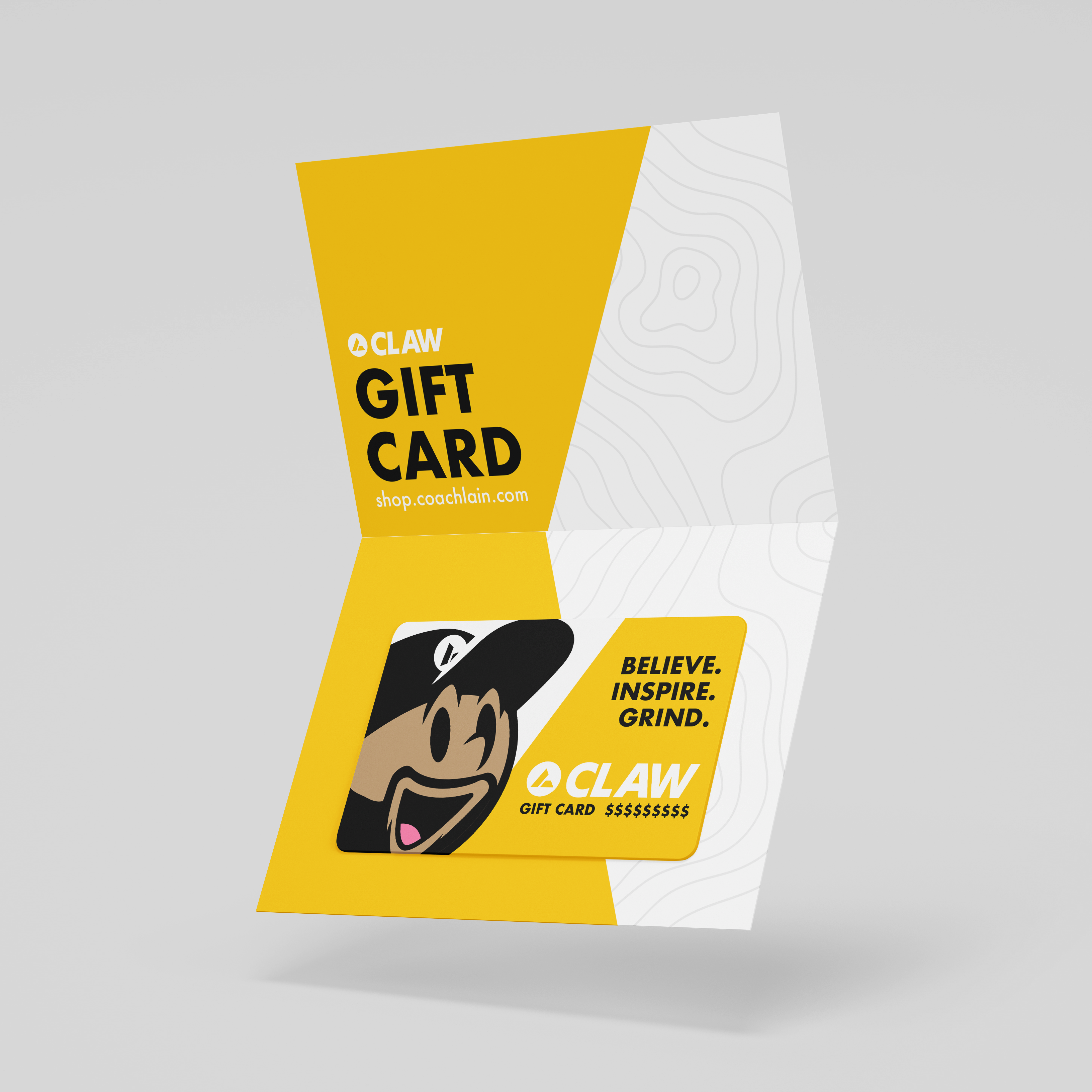CLAW™ Gift Cards