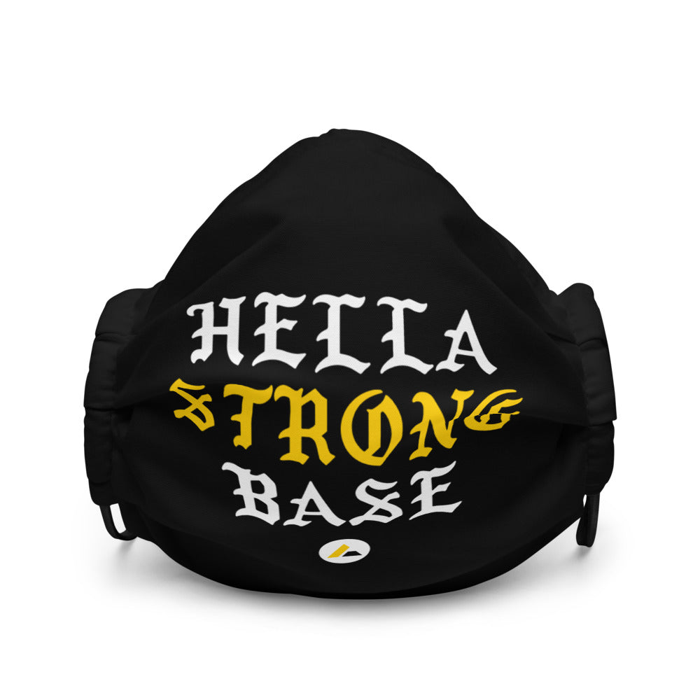 Hella Strong Base Mask