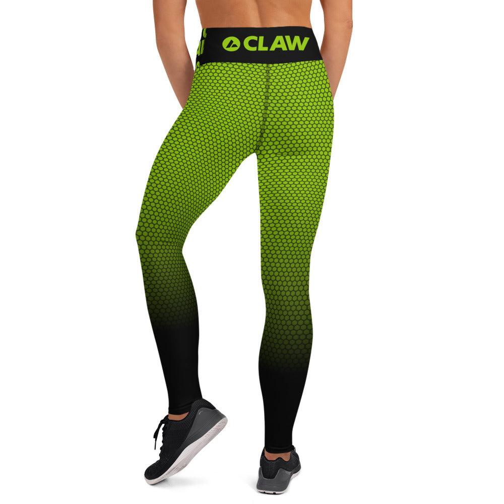 Apex Green Leggings