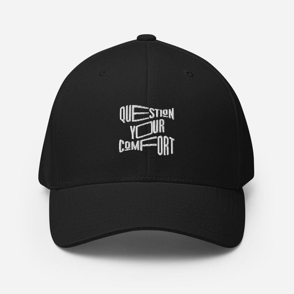 Question Your Comfort Dad Hat