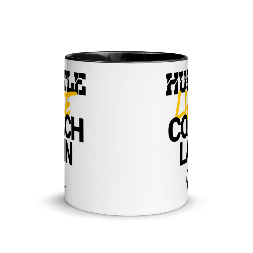 Hustle Like Coach Lain Coffee Mug
