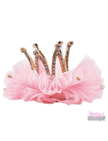 Couture Crown Clips
