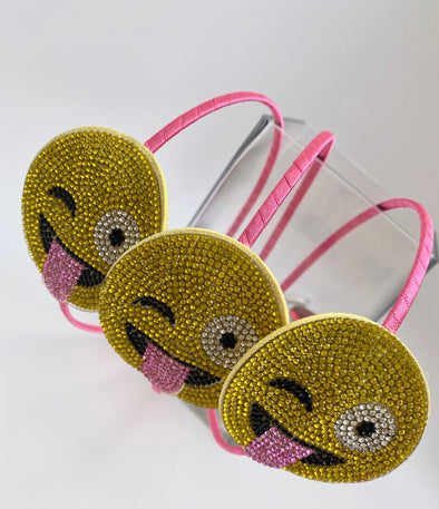 Emoji Sparkle Headbands