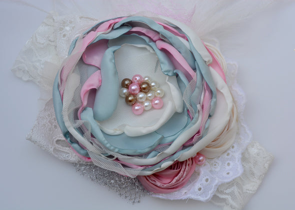 Light Pink Carnival Couture Headband