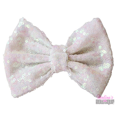 Irirdescent Sequin Bows