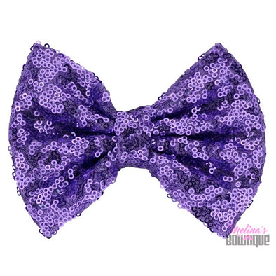 Iris Sequin Bows