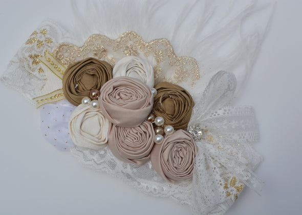 Victorian Couture Headband