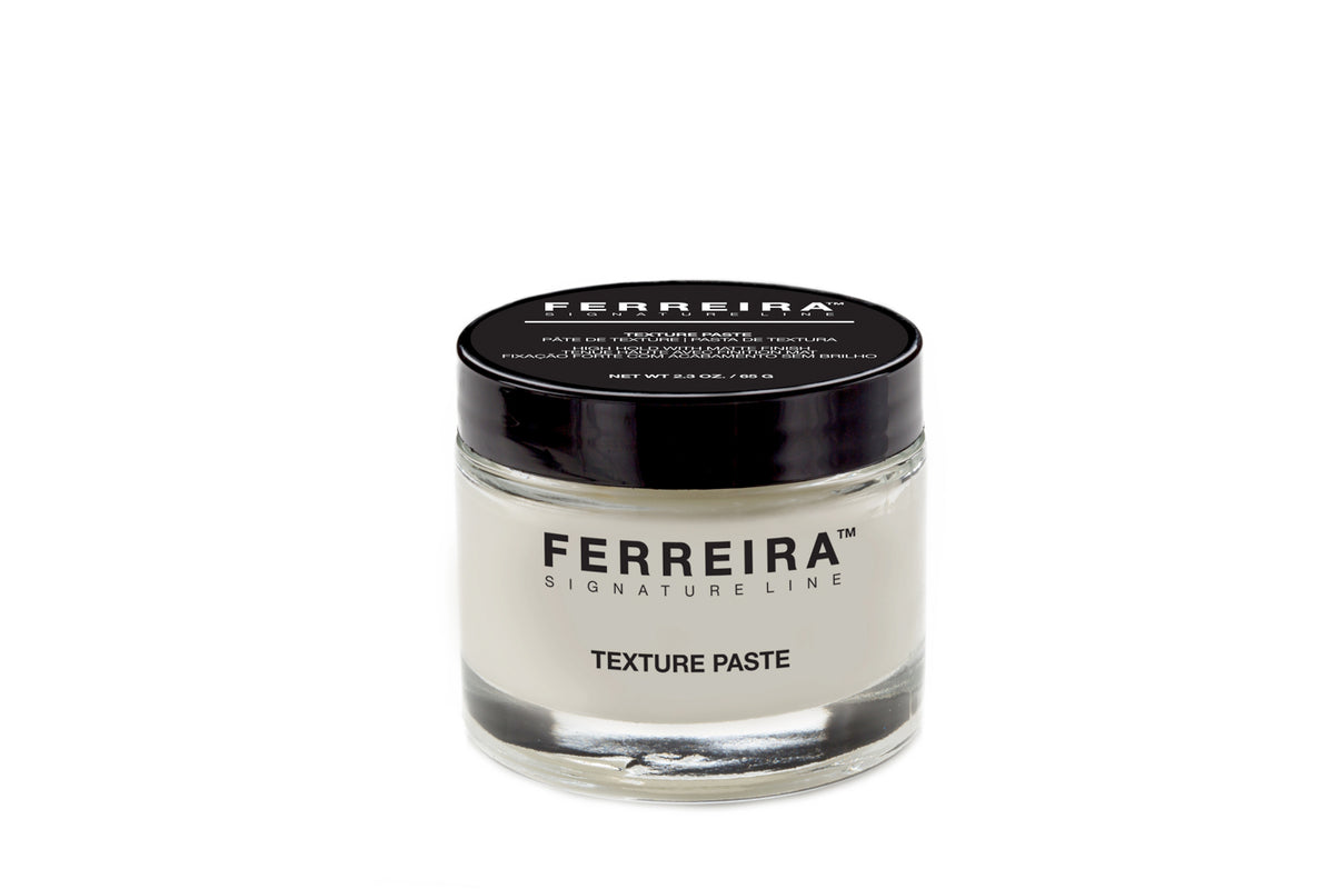 Natural Texture Paste - Men's Hair Products. Matte Finish with High Hold. Sulfate and Paraben Free. Made in Canada