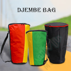 "8"" 10"" 12"" Inch Djembe Bag Case Thick Shockproof Africa African Drum Bags Tambourine Shoulders Back Waterproof Package"