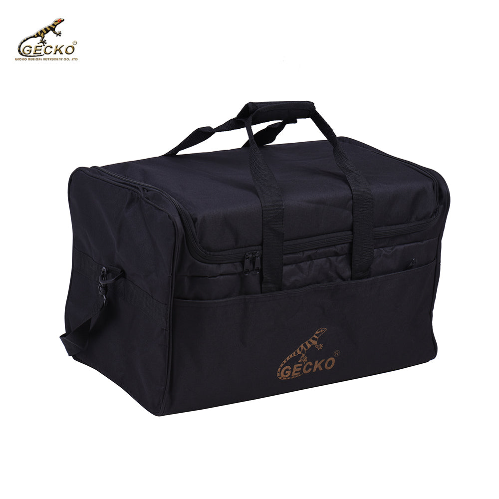 L03 Standard Adult Cajon Box Drum Bag Backpack Case 600D 5MM Cotton Padding with Carry Handle Shoulder Strap