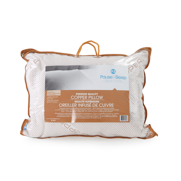 Pause&Sleep Copper Pillow