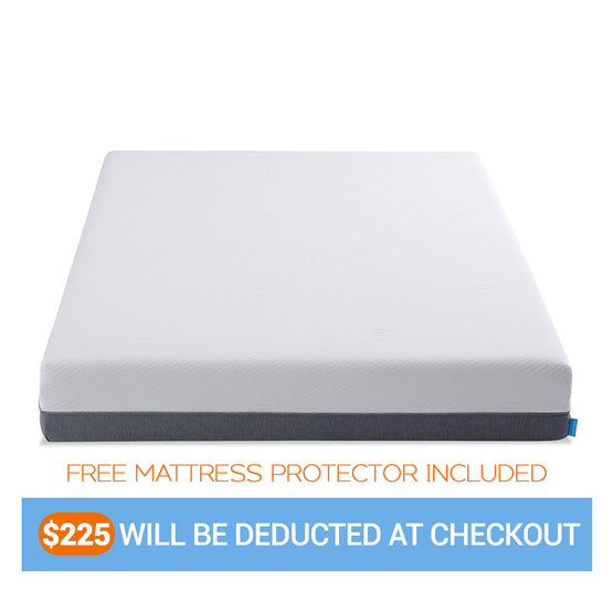 "Pause&Sleep 10"" Memory Foam Mattress"